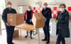 Les masques du département en cours de distribution en Gironde