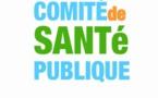 Création d'un comité national citoyen de la santé publique