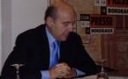 Alain Juppé s'inquiète de concessions  aux  régions