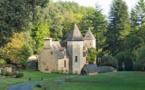 Un bijou du Périgord:le château de Lacypierre