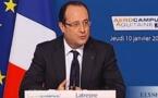 François Hollande en Gironde:le discours de Latresne