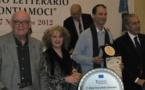Philippe Abadie:prix d'honneur au concours littéraire de Prato (Toscane)