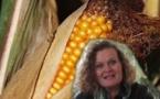 """Sylvie Brunel:""""le maïs est une plante miraculeuse"""""""