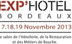 Bordeaux organisera son premier Salon de l'Hôtellerie et des métiers de bouche en novembre