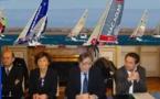Solitaire du Figaro:départ en eaux douces à Bordeaux début juin