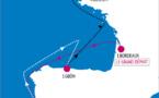 La Solitaire du Figaro-Eric Bompard  passera par Porto et Gijón