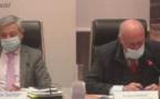Alain Rousset président du Comité de Bassin Adour-Garonne