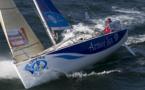 Erwan Tabarly remporte la Transat Bretagne-Martinique