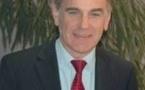 Jack Bouin  nouveau directeur général de la  Caisse Régionale de Crédit Agricole d'Aquitaine