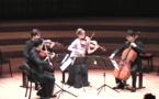 Concours International de quatuors à cordes de Bordeaux:airs de finale