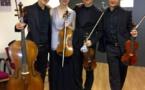 Le Quatuor Schumann obtient le premier grand prix à Bordeaux