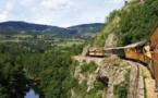 Le Train de l'Ardèche redémarrre