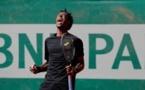 Tennis:Gaël Monfils remporte le tournoi Bnp-Paribas-Primrose de Bordeaux