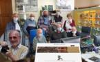 La galerie de Jacky à Bergerac:regards sur 40 ans de vie