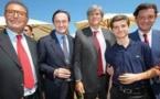 VINEXPO 2013:le ministre souligne toutes les valeurs du vin