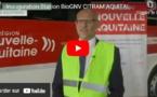 Une station Biogaz pour les bus CITRAM en Gironde