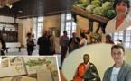 L'artiste-voyageur Emmanuel MICHEL expose à Bergerac