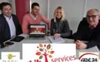 """""""ETHIK Services"""": un service de proximité pour le Bergeracois"""