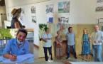 Succès de l'exposition Marc Large à Bergerac