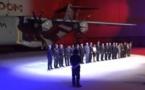 Le premier A400M livré par Airbus est aux couleurs de la France