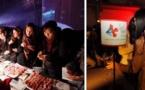 Le show franco-chinois de la marque Sud Ouest France