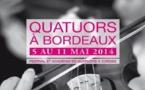 L'année du Festival des Quatuors à cordes de Bordeaux