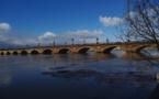 Crue de la Garonne à Bordeaux:que d'eau,que d'eau!
