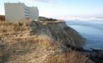 Les tempêtes successives font reculer le littoral aquitain