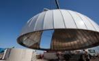 La Coupole de la Cité de l'espace à Toulouse:en direct sur l'univers