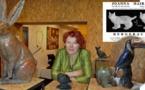 Bergerac:le raku se fait animal avec Joanna Hair