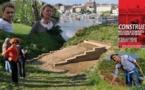 """Art insolite à Bergerac:le projet """"Construere"""""""