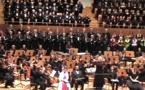 Quand Polifonia -Eliane Lavail fait vibrer l'Auditorium de Bordeaux