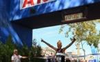 Marathon du Médoc:victoires de Thierry Guilbaut et Nathalie Vasseur
