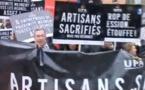 Les patrons des PME expriment leur ras-le-bol à Toulouse et à Paris