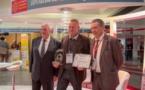 SOLARSIT (17) lauréat du Trophée Innovation EnerGaïa à Montpellier