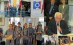 Le Label Bleuet de France décerné à l'EHPAD de La Madeleine à Bergerac