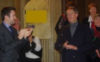Le Pain de l'Amitié a 30 ans:la  reconnaissance de Bordeaux va au président de StVincent-de-Paul