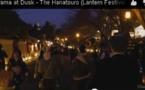 Horizons lointains:la fête des lumières d'Higashiyama à Kyoto