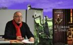 """J-L Aubarbier, le """"Dan Brown"""" périgordin:de la Grande Loge à  """"L'échiquier du temple""""."""