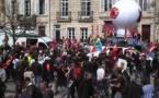 Journée d'action contre l'austérité: la mobilisation en marche à Bordeaux