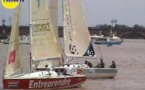 La Solitaire du Figaro revient à Bordeaux fêter le fleuve