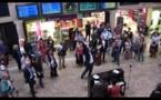Gare Bordeaux-Saint-Jean le jour où l'on prenait le train en chantant