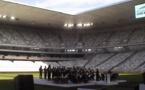 Nouveau stade de Bordeaux:le coup d'envoi