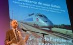 Louis Gallois plaide la cause de la LGV devant le Grand Montauban