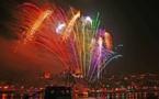 Un sommet mondial des feux d'artifices à Bordeaux avec spectacle