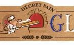 Google rend hommage à la baguette de tradition française