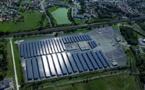 La SNCF et STVA inaugurent une plateforme photovoltaïque à Bassens (Gironde)