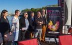 Exp'Hôtel 2015 à Bordeaux:en allure de croisière