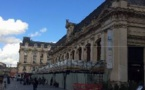 Les marquises de la gare Saint-Jean avaient un  trait un peu vieux...