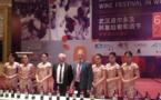 Concours:les vins préférés des Chinois au Festival de Wuhan